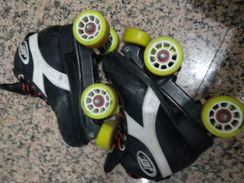 Patins completos 37