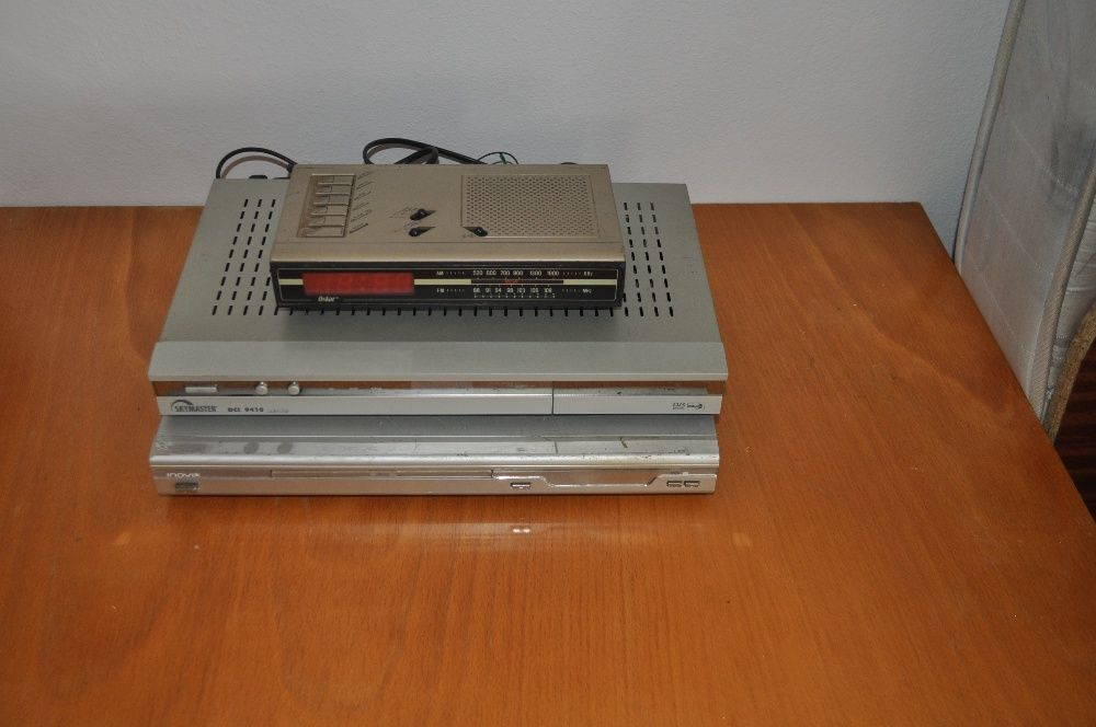 2 DVD + Radio