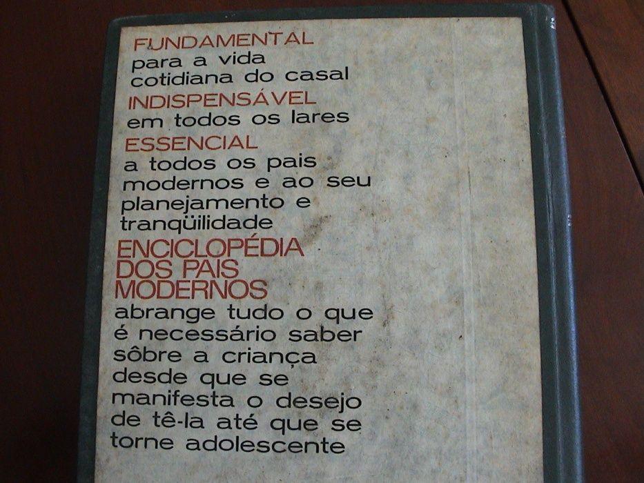 Enciclopédia dos PAIS MODERNOS, com 390 páginas.