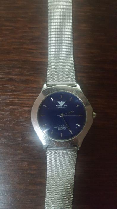 c996302f7fc Relógio Giorgio Armani Carcavelos E Parede • OLX Portugal