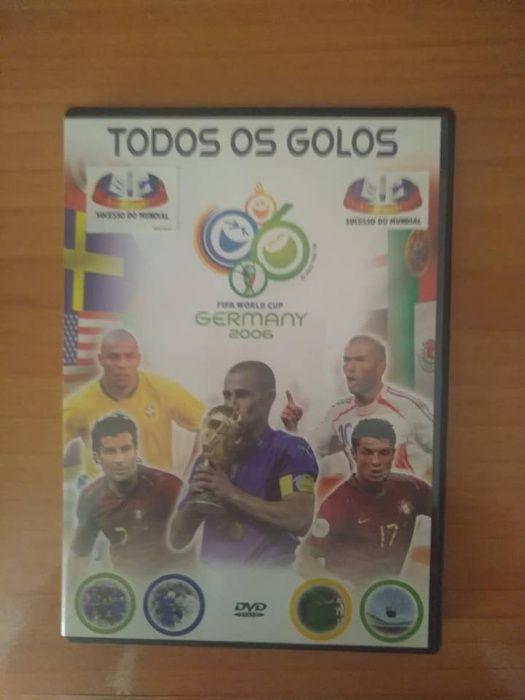 vendo o Fifa World Cup Germany 2006 Todos Os Golos