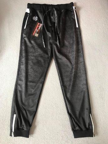 spodnie dresowe adidas męskie olx andrychów
