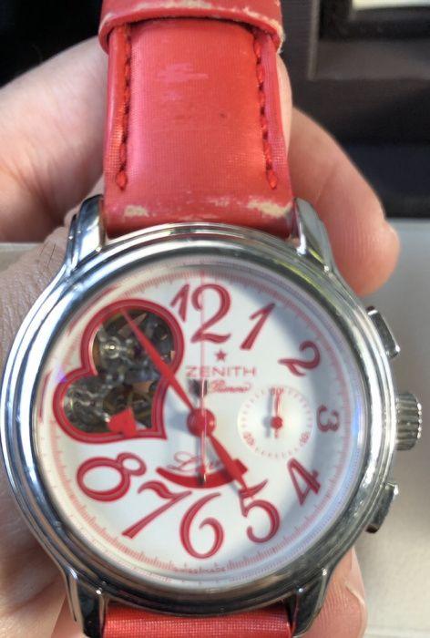 Relógio Zenith senhora Coronado (São Romão E São Mamede) - imagem 2