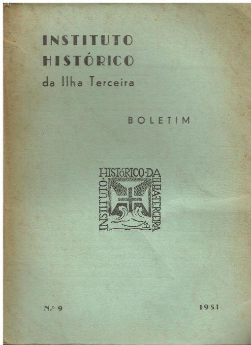 INSTITUTO HISTÓRICO DA ILHA TERCEIRA BO L ET I M HETÓRICO DA