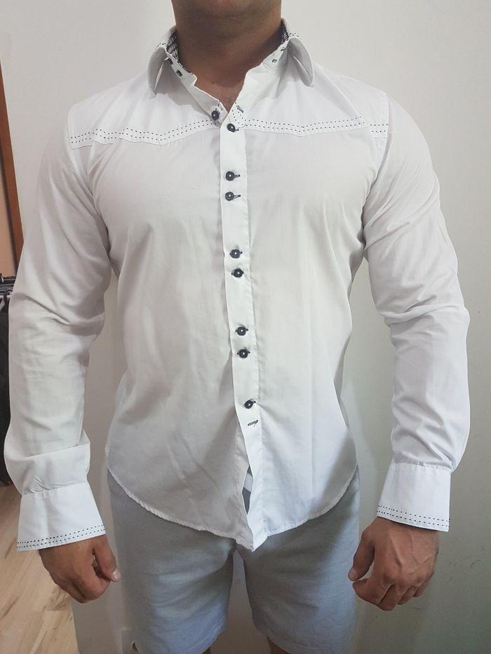 Koszula Męska Vigos Yves Dolce L Kraków Bieżanów Prokocim  jV3Mk