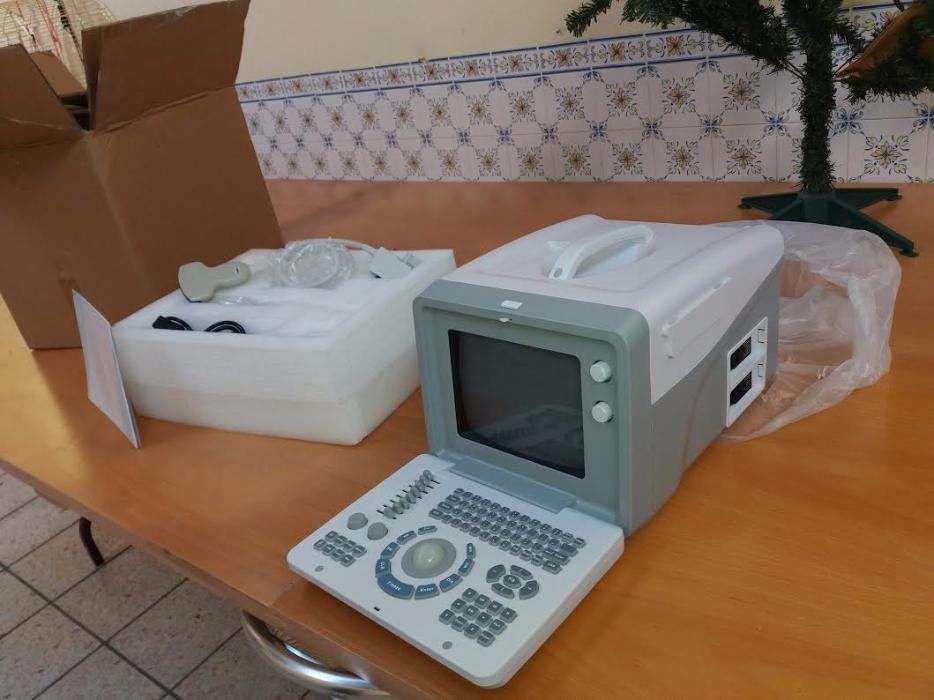 ecografo veterinario , novo em caixa de fabrica ,inclui sonda.manual d