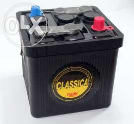 Classicos 6V Bateria
