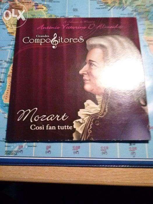 """CD Mozart """" Cosi fan tutte"""""""