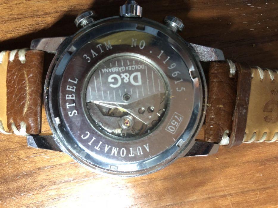 e1690f951e0 Relógio Dolce   Gabbana Automático Joane • OLX Portugal