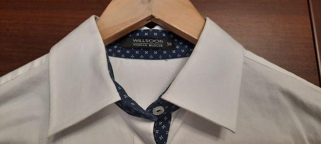 Archiwalne: Willsoor elegancka koszula damska r. 38  8Ftxd
