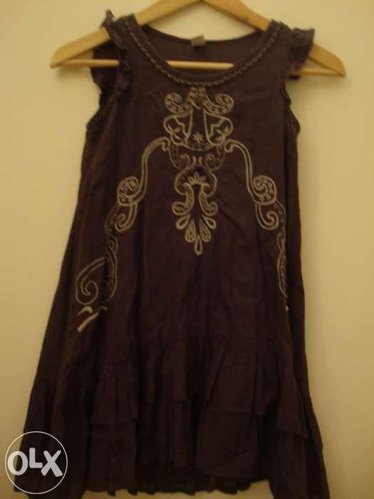 Vestido com bordados Compra, venda e troca de anúncios os