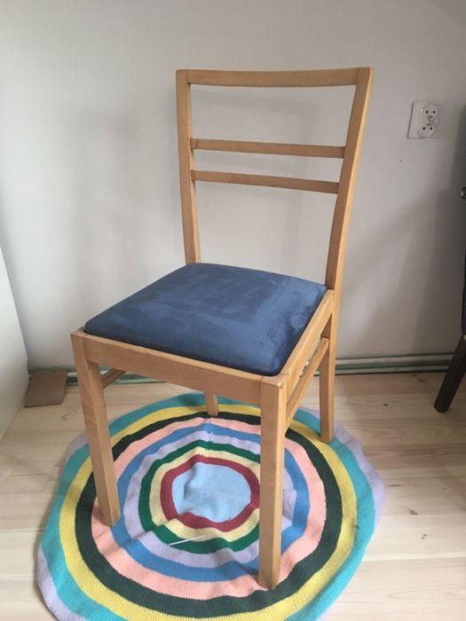 Stare drewniane krzesła Bielsko Biała • OLX.pl