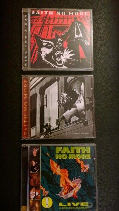 Pack Faith No More (3 cds)