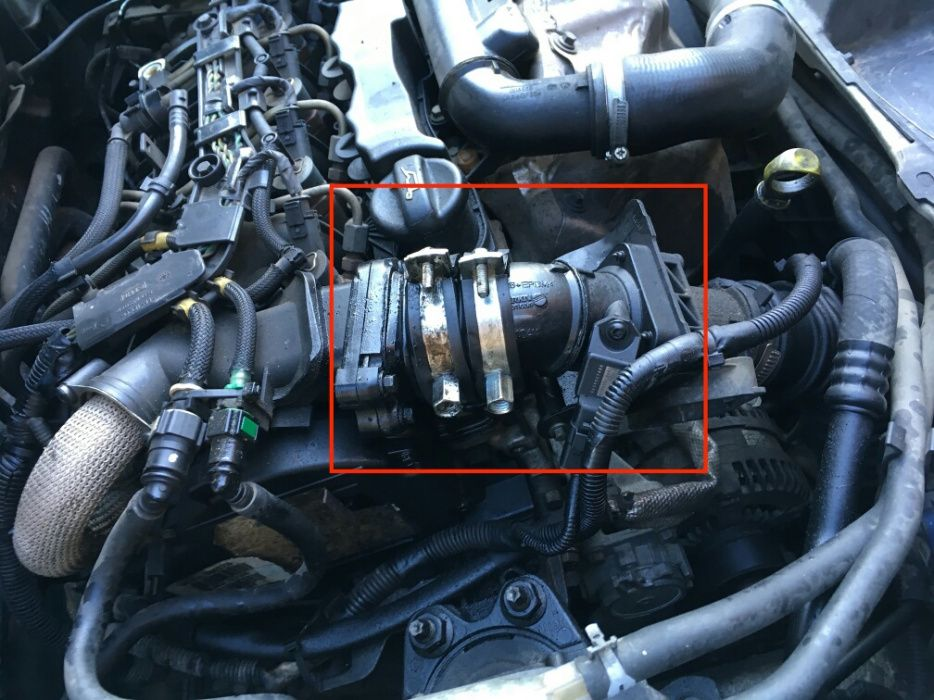 Tubos do turbo intercooler Ford volvo Peugeot Citroën mazda