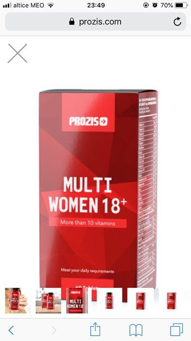 Multivitaminico woman 18+