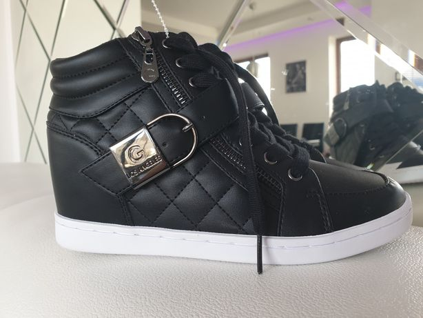 Buty damskie GUESS sneakers 3738 Gdańsk Osowa • OLX.pl