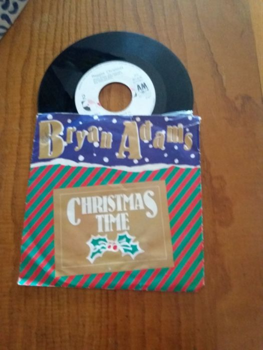 Disco vinil 45rpm Bryan Adams