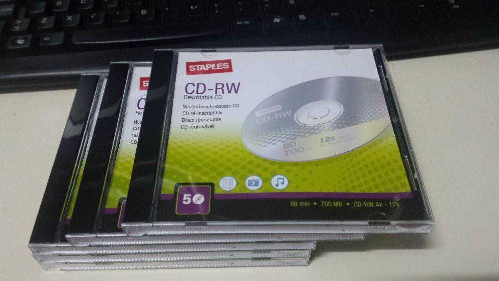 CD-RW 80min 700Mb 12x