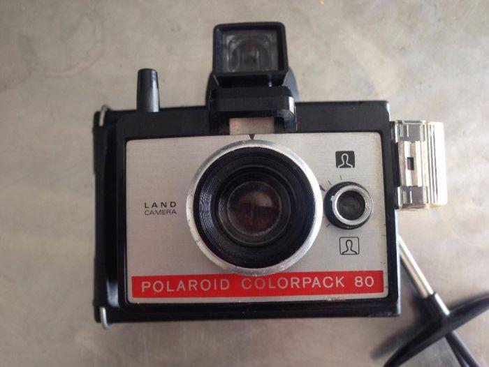 4733cc0024d5a Vintage Polaroid Colorpack 80