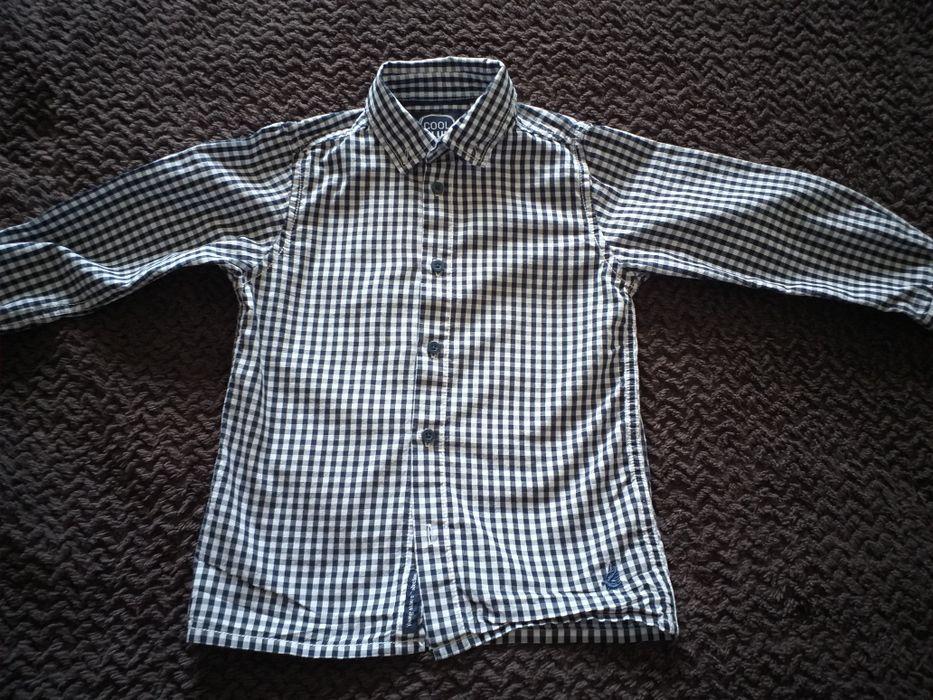 2x koszula Cool Club Smyk 110 Pruszków • OLX.pl  cJ7lE