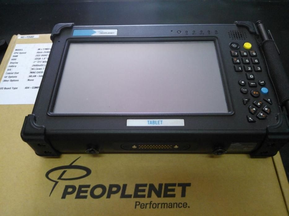 Tablet Industrial Rugged Profissional