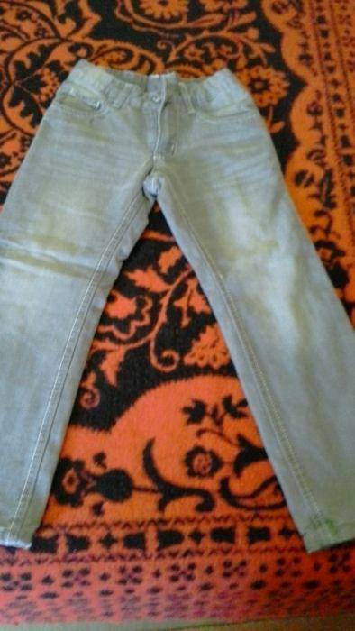 4 pares calças quentinhas de menino 6ano