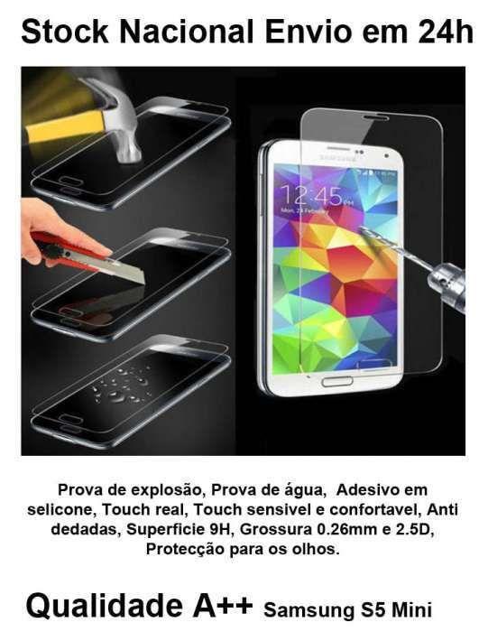 Película Protectora para Samsung Galaxy S5 Mini. Portes Grátis