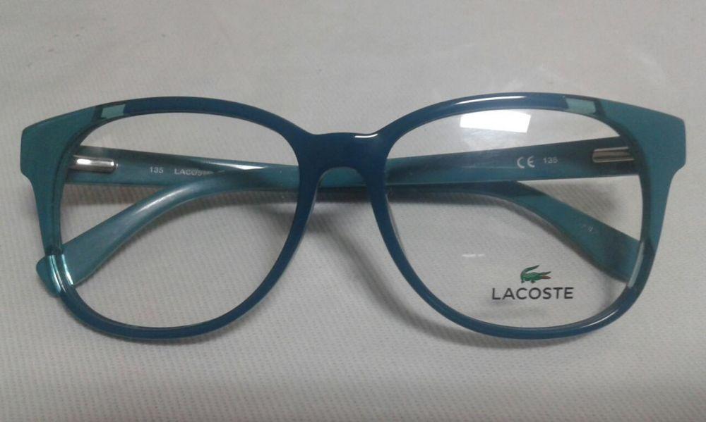 2313e700106e3 Armações Óculos Lacoste Original (Novo) Algueirão-Mem Martins • OLX Portugal