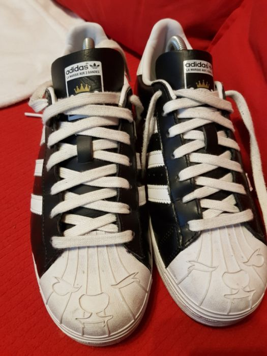 Tenis Adidas Superstar Special Edition 41 Benfica • OLX Portugal