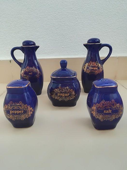 Miniaturas de Cozinha Decorativos Marrazes E Barosa - imagem 1
