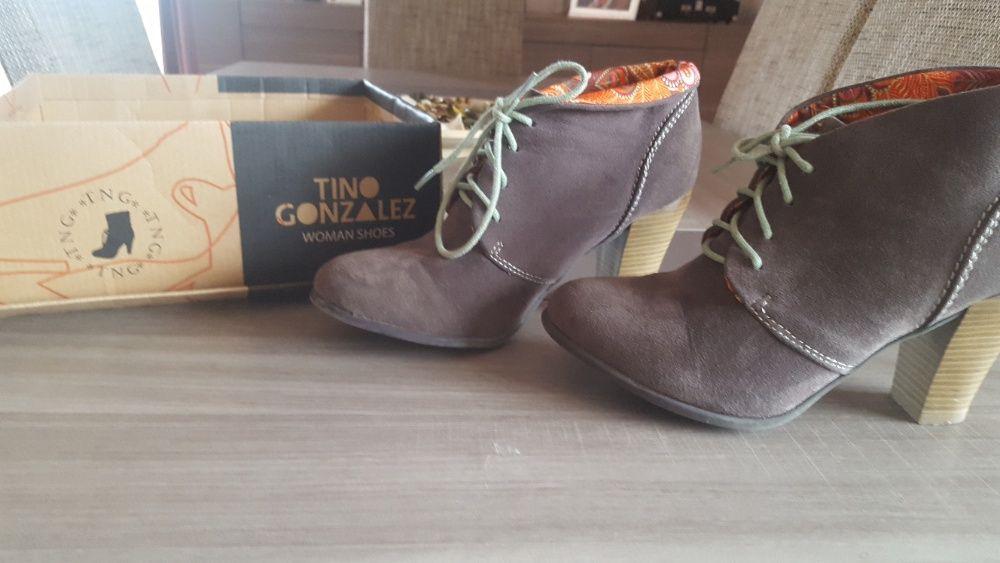 Bota Timberland Roupas e calçados Canelas, Montes Claros
