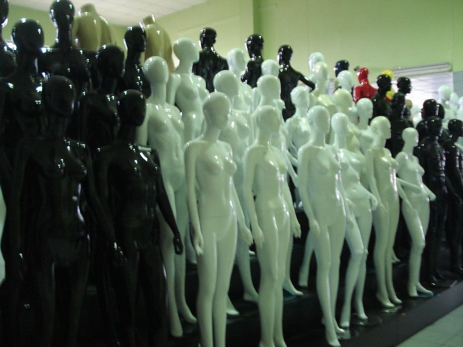 Manequins de Adulto