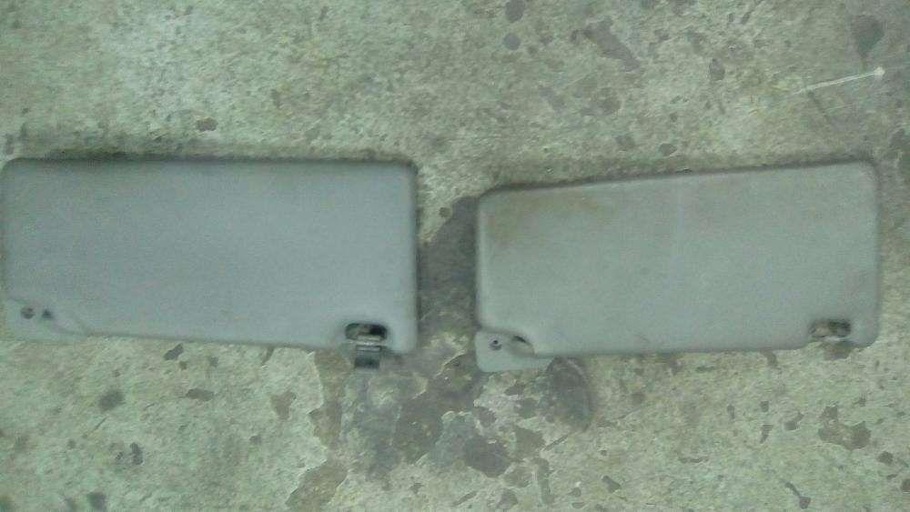 Vendo palas sol usadas lado esq/dir para fiat punto1993\1999e1999/2005