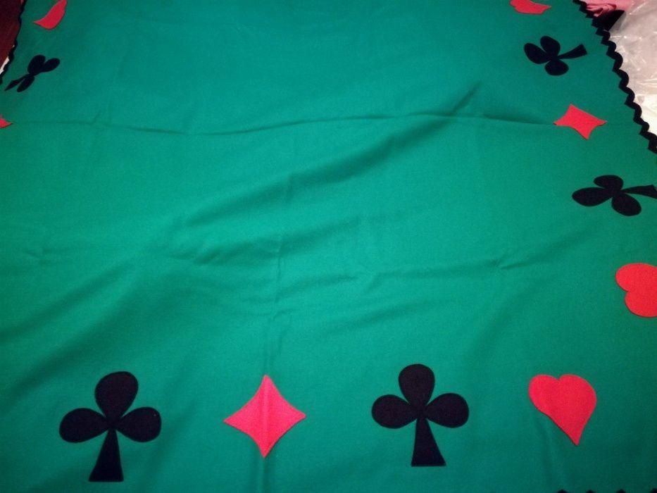 Toalha de jogo artesanal de Nisa