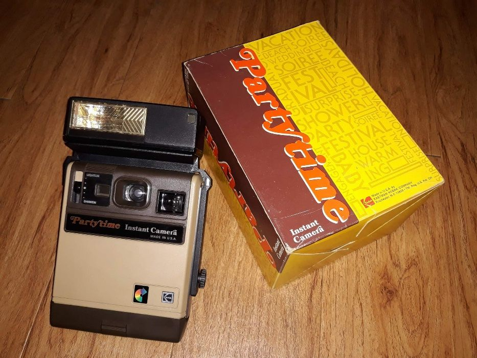 Máquina fotográfica Kodak Party Time