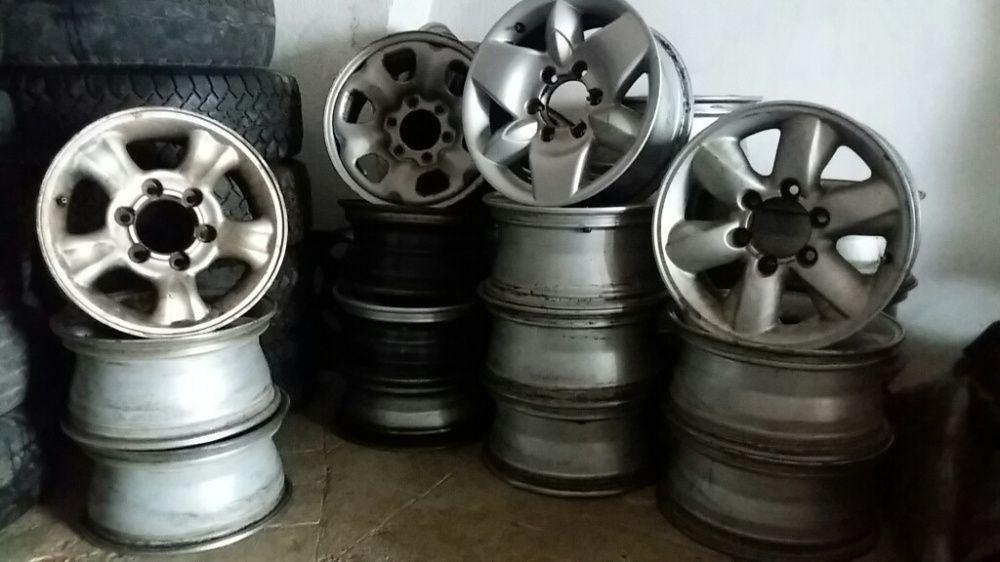 """Jantes 16"""" e 15"""" Nissan terrano e d22 Torrão - imagem 2"""