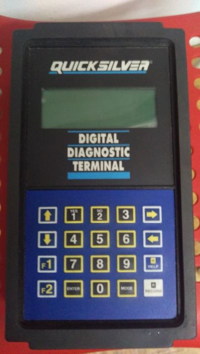QUICKSILVER - Digital Diagnostic Terminal ( DDT )