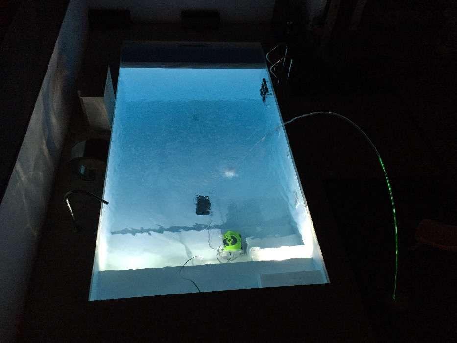 Robot Z3i aspirador automático electrico piscina liga telemóvel iPhone Cascais E Estoril - imagem 3