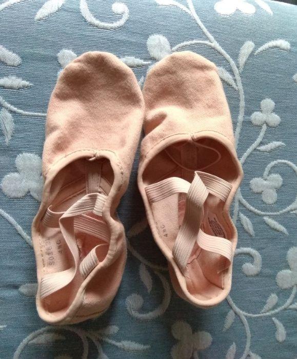 647d823a60 Sapatilhas meia ponta ballet - Coimbra