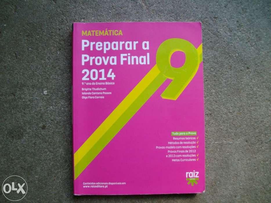 Preparar a Prova Final - Matemática - 9ºAno (2014)