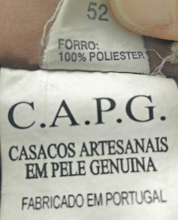 Casaco de senhora em pele Oeiras E São Julião Da Barra, Paço De Arcos E Caxias - imagem 4