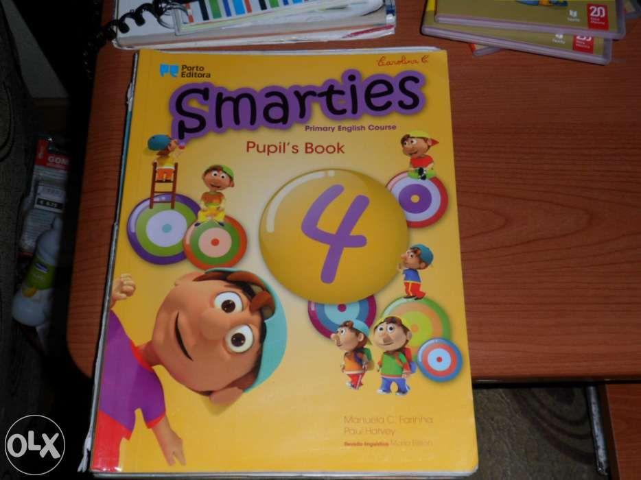 Manual Escolar Inglês 4º Ano