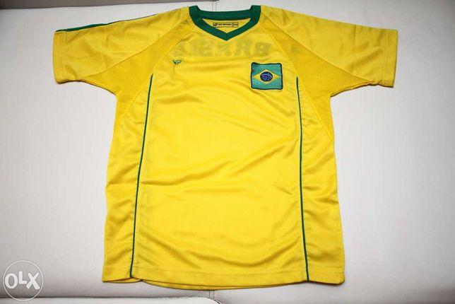 1Koszulka Piłkarska Nike Brasil Cbf T Shirt Sportowa Lublin