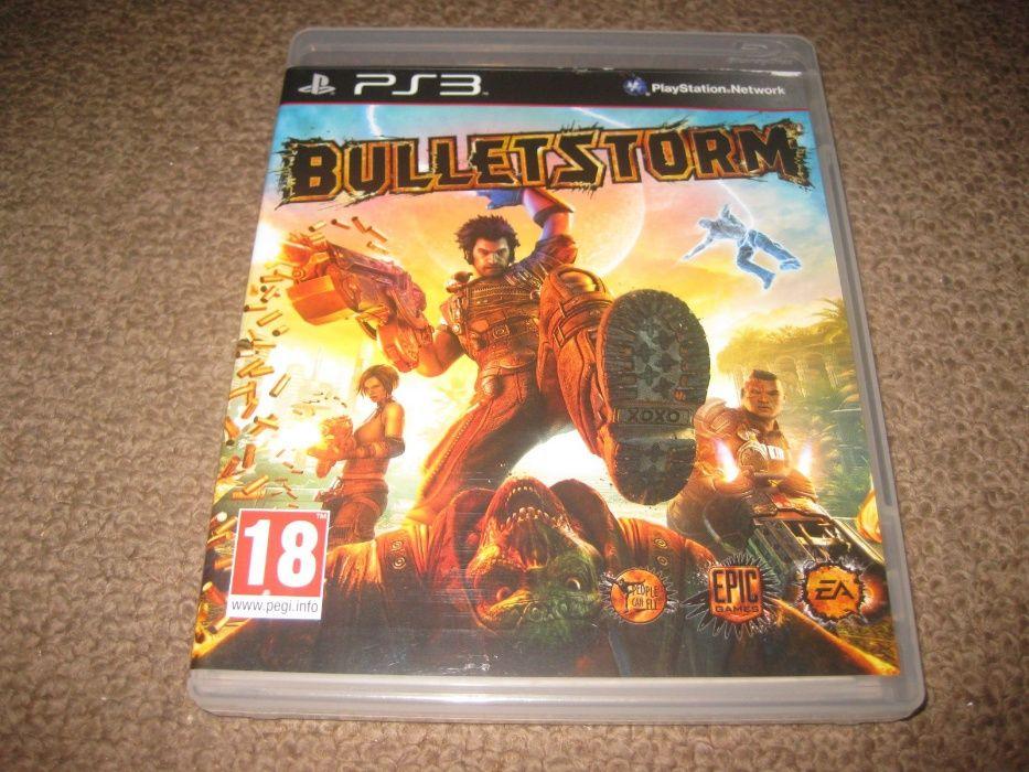 "Jogo ""Bulletstorm"" para PS3/Completo!"