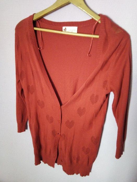 casaco vermelho springfield