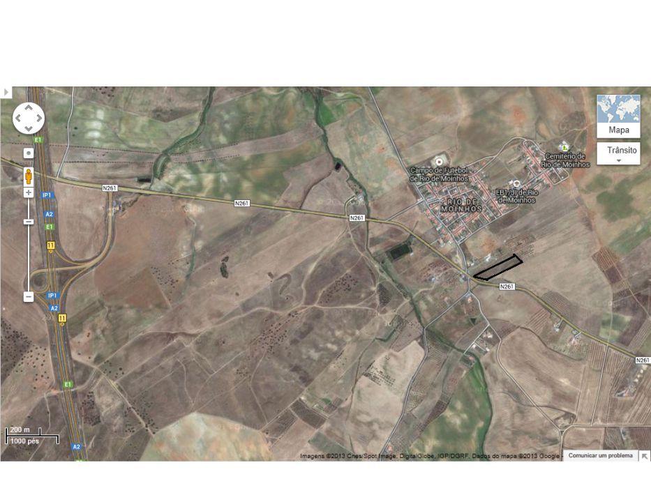 Terreno Agricola e / ou para construção