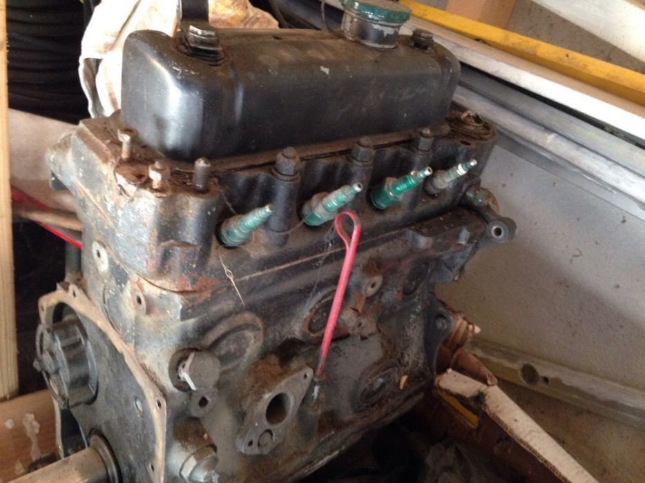 Motor Mini 1000 pré A+