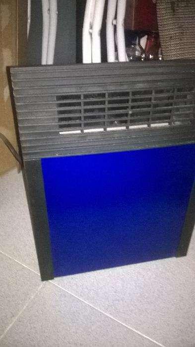 Termoventilador HJM 2000W Azul