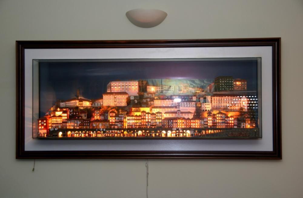 Ribeira do Porto miniatura gigante em 3D ! Cedofeita, Santo Ildefonso, Sé, Miragaia, São Nicolau E Vitória - imagem 3