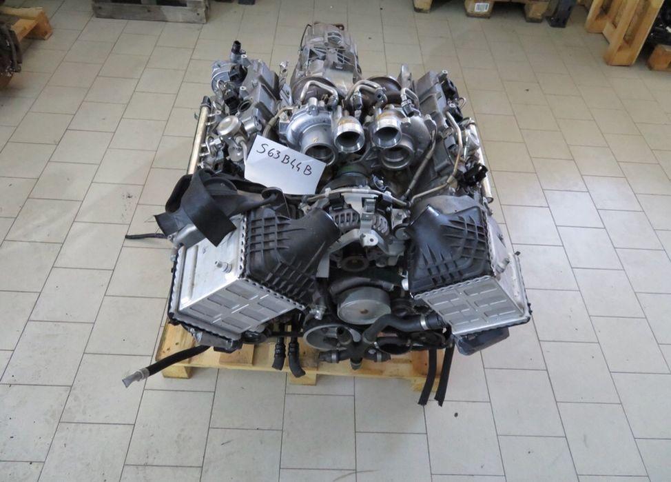 Motor BMW M5 M6 F06 F10 v8 4.4 S63b44b